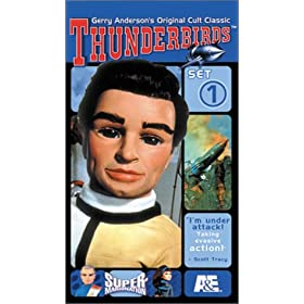 Thunderbirds - Set 1 [VHS] by