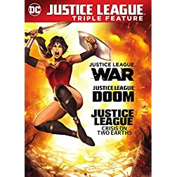 Justice League: War / Doom / Crisis on 2 Earths