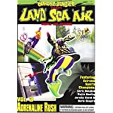 Land Sea Air V3:Adrenaline Rusby DVD