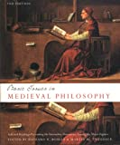 Basic Issues in Medieval Philosophy, second edition: Selected Readings Presenting Interactive Discourse Among the Major Figures (Broadview Readings in Philosophy)