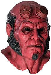 Hellboy II The Golden Army, Adult Deluxe Overhead Latex Mask