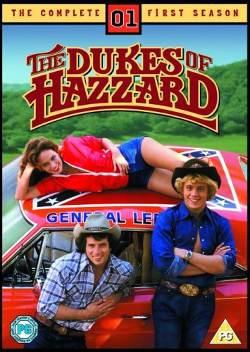 Dukes of Hazzard - Series 1 [DVD]