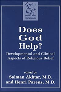 Amazon.com: Does God Help?: Developmental and Clinical Aspects of Religious Belief (Margaret S