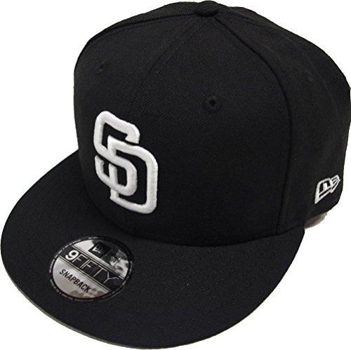 new-era-san-diego-padres-black-white-logo-snapback-cap-9fifty-limited-edition
