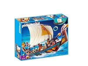 Playmobil - 4241 - Barque égyptienne