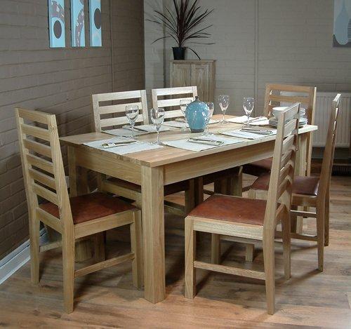 big price uk large dining table baumhaus 46 seater mobel solid oak baumhaus mobel oak upholstered dining chair