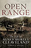 Product 0806141174 - Product title Open Range: The Life of Agnes Morley Cleaveland (Oklahoma Western Biographies)
