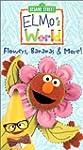 Sesame Street Elmo's World Flowers Ba...