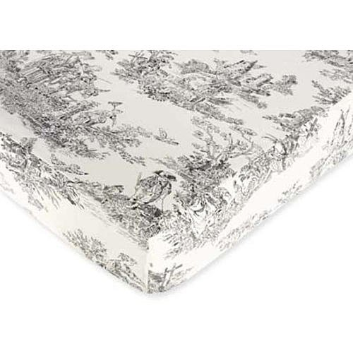 French White Crib front-374104