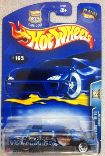 Hot Wheels 2003 165 WORK CREWSERS - LIMOZEEN 6/10