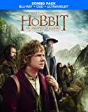 The Hobbit: An Unexpected Journey (Bilingual) [Blu-ray + DVD + UltraViolet]