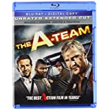 The A-Team (+ Digital Copy) [Blu-ray] ~ Liam Neeson
