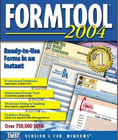 IMSI FORMTOOL 2004
