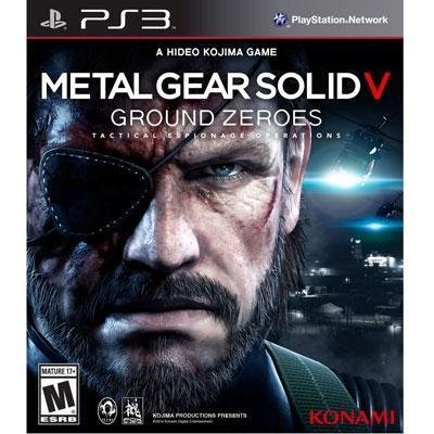 Metal Gear Solid V Ground Ps3 (Metal Gear Ground Zeroes compare prices)