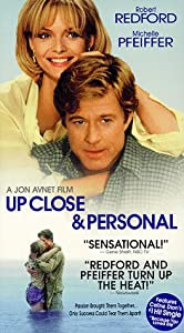 Up Close & Personal [VHS]