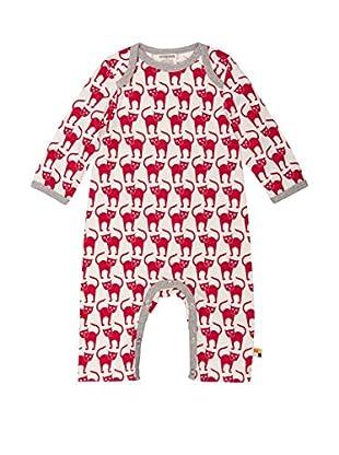 loud + proud Pijama (Rojo)