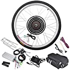 36V500W 26 Rear Wheel Electric Bicycle Motor Kit E-Bike Cycling Hub Conversion