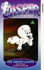 Casper & Friends-Greedy Giants [VHS]: Amazon.co.uk: Video