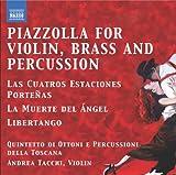 echange, troc Quintetto di Ottoni e Percussioni della Toscana - Tangos