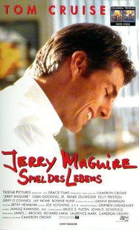 Jerry Maguire - Spiel des Lebens [VHS]