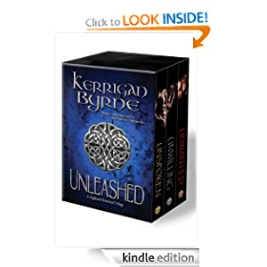 Unleashed (The Highland Historical Trillogy)