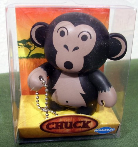 Chuck Monskey Zoo Series Artist Designed Figure