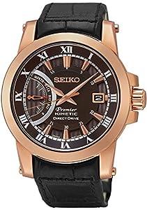 Seiko Premier Chronograph Mens Watch SRG016P1