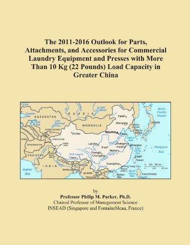 The 2011-2016 Outlook For Parts, Attachments, And Accessories For Commercial Laundry Equipment And Presses With More Than 10 Kg (22 Pounds) Load Capacity In Greater China front-546112