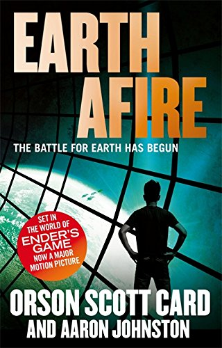 Earth Afire: Book 2 of the First Formic War