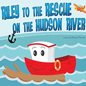Riley to the Rescue on the Hudson River | [Donna Taylor]