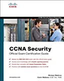 img - for CCNA Security Official Exam Certification Guide (Exam 640-553) 1st edition by Watkins, Michael, Wallace, Kevin (2008) Hardcover book / textbook / text book