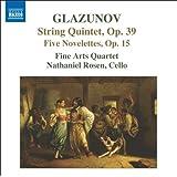 String Quintet Op. 39