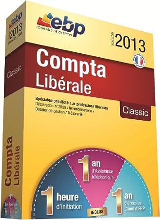EBP Compta Libérale Classic OL 2013  + Services VIP