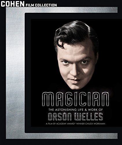 Magician: The Astonishing Life & Work of Orson Welles [Blu-ray]