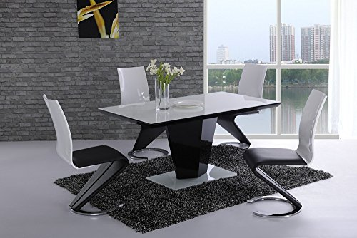 leona-black-high-gloss-and-white-glass-dining-table-contemporary-design-stylish-interior-decor-dine-