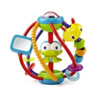 Bright Starts Clack and Slide Activity Ball from KIDS II