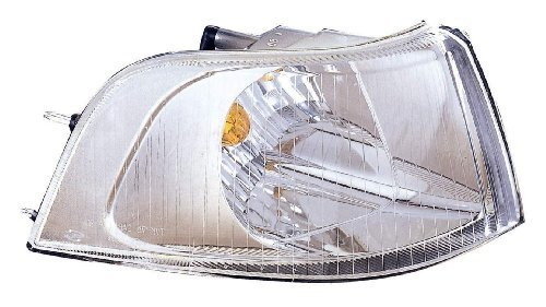 Depo 373-1510R-AS1 Volvo S40/V40 Passenger Side Replacement Parking/Signal Light Assembly Style: Passenger Side (RH)