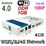 4GB Android 4.0 HD 1080P Smart TV BOX...