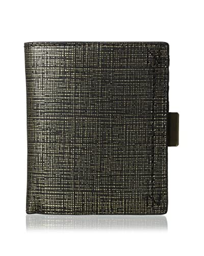 Zac Zac Posen Women's Posen Indexer Wallet, Black/Gold