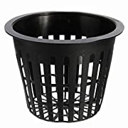 Premium Net Pots: 50-pack. 3-inch net cups, for hydroponics, aquaponics and orchids.