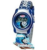 Thomas and Friends LCD Watch with Slide-on Thomas the Train Character