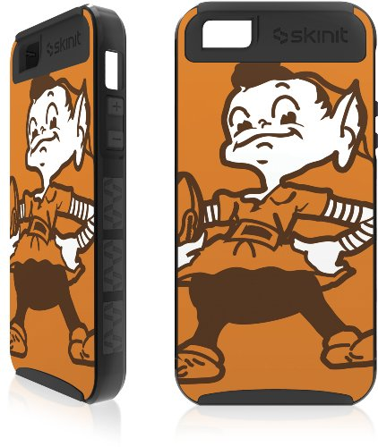 Great Sale Cleveland Browns Retro Logo Apple iPhone 5 / 5s Cargo Case