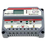MorningStar ProStar PS-30M PWM Solar Battery Charge Controller, 30 Amp 12/24 Volts