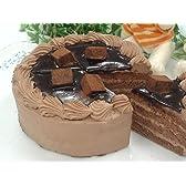 極上ショコラデコレーションケーキ 【7号 21cm バースデーケーキ 誕生日ケーキ デコ】::7