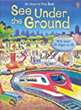 Under the Ground (See Inside) (Usborne See Inside) Alex Frith