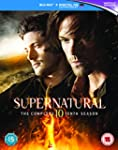 Supernatural - Season 10 [Blu-ray] [2...