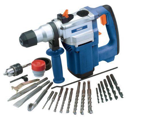 Draper 73397 900-Watt SDS+ Rotary Hammer Drill Kit