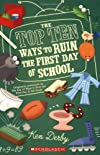 Top Ten Ways To Ruin The First Day Of School (Apple (Scholastic))