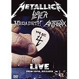 The Big Four: Live From Sofia, Bulgariaby Metallica