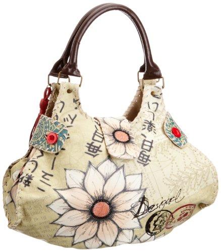 Desigual Women's Redondo Jap Des Everyday Handbag
